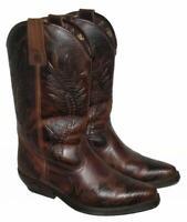 """>>> """" KENTUCKY`S """" Damen- Westernstiefel / Boots / Stiefel in braun Gr. 40"""