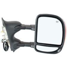 For F-250 Super Duty 01-07, Passenger Side Mirror, Chrome