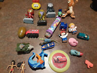 Mixed Lot of Random Small Junk Draw Toys UNTESTED AS-IS LOT #2