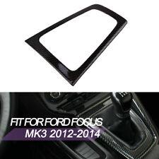 Auto Innenraum Gangschaltung Panel Rahmenabdeckung für Ford Focus MK3 2012-2014