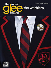 GLEE - The Music The Warblers PVG Book *NEW* Songs Piano Vocal Guitar Sheet