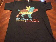 Medium Funfunfun Fest Austin Tshirt 2009 Size M