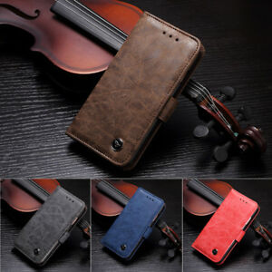 Case for Apple iPhone 11 Pro Max 8 7 Plus X Max XR Cover Leather Flip Wallet
