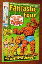 Fantastic Four #107 1st Buscema on FF