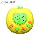 LED anglais russe histoires de pomme conteur projection bébé apprentissage jouet