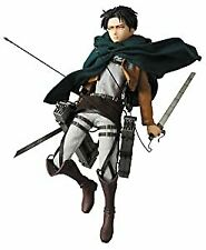 kb09 Medicom Toy Real Action Heroes Attack on kb09 Titan Levi Limited Edition