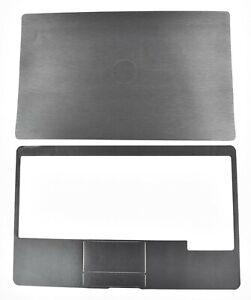 Dell Latitude E6220 E6230 Slate Gray Laptop Skin Cover Decal for Lid + Palmrest