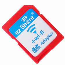 Ez Share Wifi Sd Memory Card Adapter For DC / DV / DSLR / DPF Canon Nikon Sealed