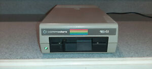 Commodore 64 - 1541 Floppy Drive: Clean & Working