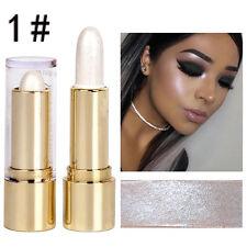 3 Color Contour Face Highlighter Stick Shimmer Powder Cream Waterproof Light New