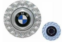 """1xOrig. BMW E30 Nabendeckel 09.23.117 BBS 15"""" 16"""" Kreuzspeichen-Felgen 171mm"""