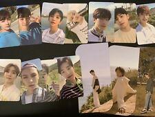 Seventeen 7th Mini Heng:garae Photo Card & Book Mark - Dul Ver