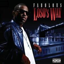 Fabolous - Loso's Way [New Vinyl] Explicit