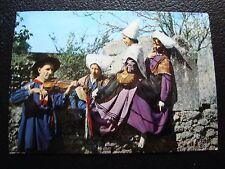 FRANCE - carte postale 1976 groupe folklorique de saintes (cy95) french