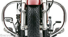 Yamaha V-Star XVS1300 & XVS 1300 VStar Tourer - Chrome Crash/Freeway/Highway Bar