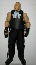 WWE Mattel Elite Brock Lesnar series 30 complete excellent