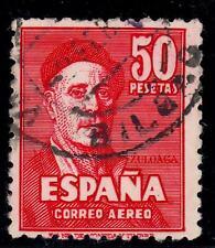ESPAÑA EDIFIL 1016 USADO, AÑO 1947, CAT 70 €