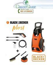 Idropulitrice ad alta pressione 1700W 130bar Black+Decker - PW 1700 SPL Plus