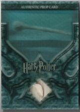 Artbox Harry Potter Prop Card Bone Used to Resurrect Voldemort P6 071/120 GOF