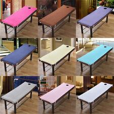 Multi-colors Massage Table Cushion Pad Beauty Salon Bed Cover Velvet Mattress
