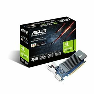 ASUS GT710-SL-2GD5-BRK Video Card NVIDIA GT710 2GB From Japan with Tracking