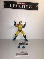 New listing Marvel Legends Wolverine