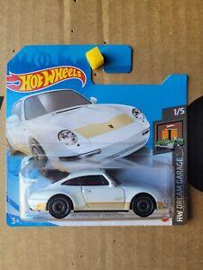 Hot Wheels 2020 - '96 Porsche Carerra [WHITE] NEAR MINT CARD GOOD COMBINED POST