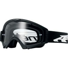 Arnette Mini Series Youth MX Goggles - Matte Black, Clear Lens, Motocross, New
