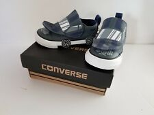 Converse Kids Chuck Taylor All Star Ox Creatures Admiral Sneaker Toddler size 5