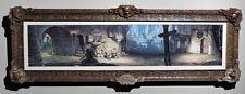 ESST011. GUSTAF TENGGREN Framed Litho Featuring DISNEY'S Pinocchio & Honest John
