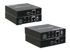 4K2K HDMI HDBaseT PoH/PoE CAT5e/6 Extender Kit 330ft (2-way IR/RS-232) ANI-5PLAY