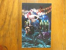 "KATY  PERRY (""Fantasy Mermaid/Part of Me/Dark Horse"")Signed  6 X 9  Color  Photo"