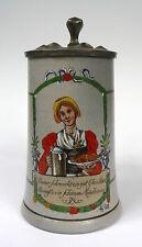 Krug Bierkrug Jugendstil um 1900