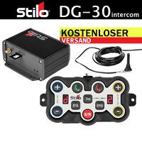 STILO DG-30 Intercom 12V GSM Digitale Rauschunterdrückung Gegensprechanlage