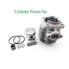 44mm Cylinder 12mm Piston Kit For 49cc 2 Stroke Mini Quad ATV Pocket Dirt Bike