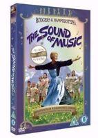 The Sound Of Music Coro Edizione Julie Andrews Fox UK DVD & Lirica Libro Nuovo