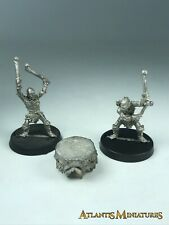 Metal Goblin Drummers - Rare - LOTR / Warhammer / Lord of the Rings C78