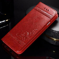 Luxury Magnetic Flip Wallet Case Leather Phone Cover for Samsung Galaxy S9 Plus