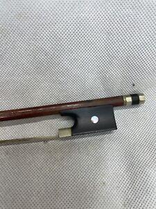 """Vintage Violin Bow For Restoration. 26.75"""" 45g"""
