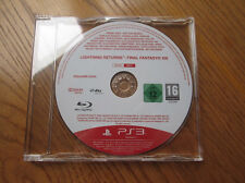 Final Fantasy XIII Lightning Returns PROMO – PS3 ~ NEW (Full Promotional Game)