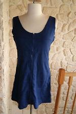 jolie Robe bleu neuve taille m/l marque JCL TRENDS (d)