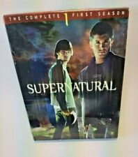 Supernatural: The Complete First Season DVD