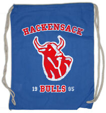 Hackensack B Turnbeutel Brewster's Team Symbol Sign Logo Millions Brewster