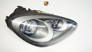 Porsche 958 Cayenne Xenon Without Control Unit Without Adaptive Light VR e-0