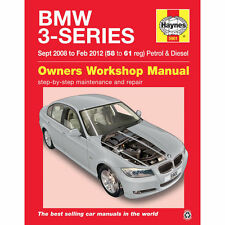 Haynes BMW 3-Series 320i 320d 330d Sep 2008 - Feb 2012 Manual 5901 NEW