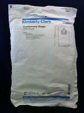 Kimberly Clark Craniotomy Drape With Pouch 122x134 Ref 89062 Sterile 2019
