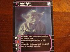 Star Wars TCG ROTJ Yoda's Spirit (A)