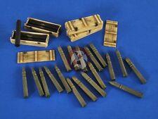 Verlinden 1/35 M40 106mm Recoilless Rifle Ammo & Cases M50 Ontos (Academy) 2595