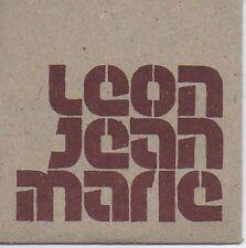 (P114) Leon Jean Marie, Scratch / Make It Right - DJ CD