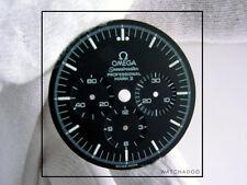 Omega Speedmaster Mark 2 II Black Watch Dial Calibre 861 #145.014